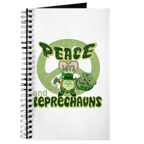 Peace Love and Irish Folklore Journal