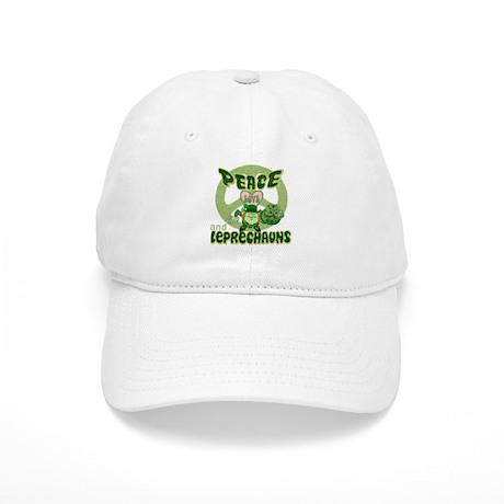Peace Love and Irish Folklore Cap