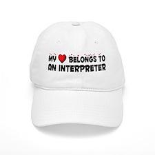 Belongs To An Interpreter Baseball Cap