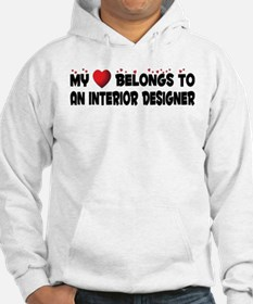 Belongs To An Interior Designer Hoodie