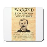 King Fisher Mousepad