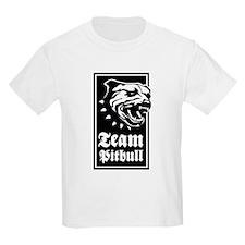 Team Pitbull Kids Light T-Shirt