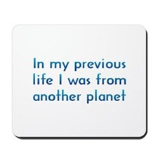 PL Another Planet Mousepad
