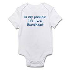 PL Braveheart Infant Bodysuit