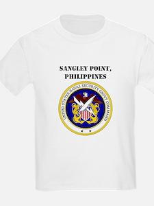 NSGA Sangley Point T-Shirt