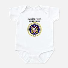 NSGA Sangley Point Infant Bodysuit
