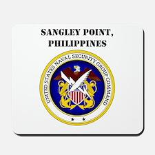NSGA Sangley Point Mousepad