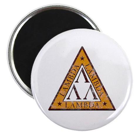 Revenge Of The Nerds - Lambda Lambda Lambda Magnet