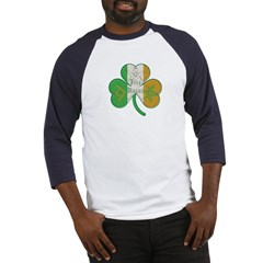 The Masons Irish Clover Baseball Jersey