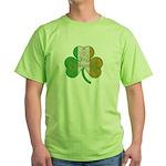 The Masons Irish Clover Green T-Shirt