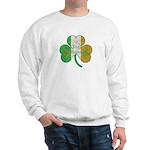 The Masons Irish Clover Sweatshirt