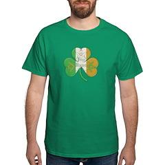 The Masons Irish Clover T-Shirt