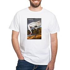 Audubon Whooping Crane Bird (Front) Shirt