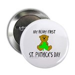 MY BEARY FIRST ST. PATRICK'S DAY 2.25