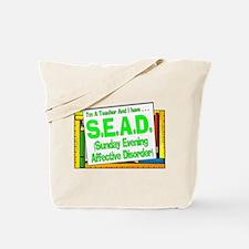 SEAD! (Grn) Tote Bag