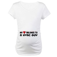 Belongs To A HVAC Guy Shirt