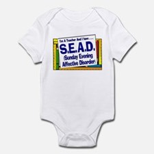 SEAD! (Blu) Infant Bodysuit