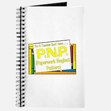 PNP! (Yel) Journal