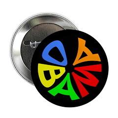 "Obama in a Color Circle (2.25"" button)"