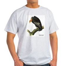 Audubon California Condor Bird (Front) T-Shirt