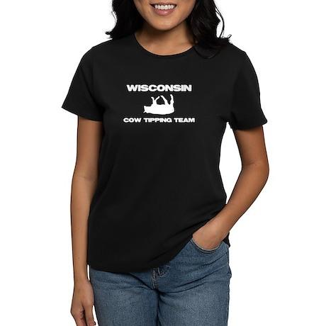 Wisconsin Women's Dark T-Shirt