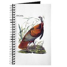 Audubon Wild Turkey Bird Journal