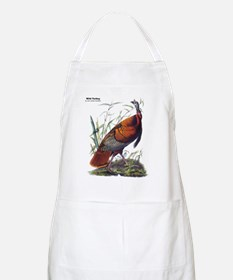 Audubon Wild Turkey Bird BBQ Apron
