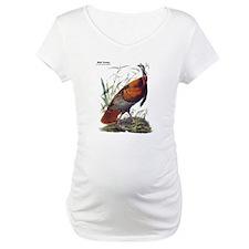 Audubon Wild Turkey Bird Shirt