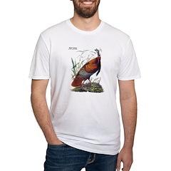 Audubon Wild Turkey Bird (Front) Shirt