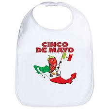 Cinco de Mayo Mexican Bib