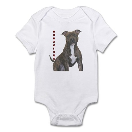 BODACIOUS!!!! Infant Bodysuit