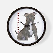 BODACIOUS!!!! Wall Clock