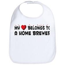 Belongs To A Home Brewer Bib