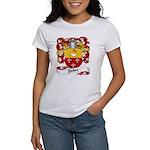 Faber Family Crest Women's T-Shirt