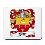 Faber Family Crest Mousepad
