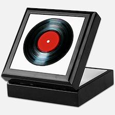 vinyl Keepsake Box