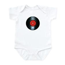 vinyl Infant Bodysuit