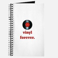 vinyl forever Journal