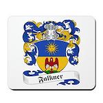 Falkner Family Crest Mousepad