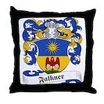Falkner Family Crest Throw Pillow