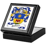 Falkner Family Crest Keepsake Box
