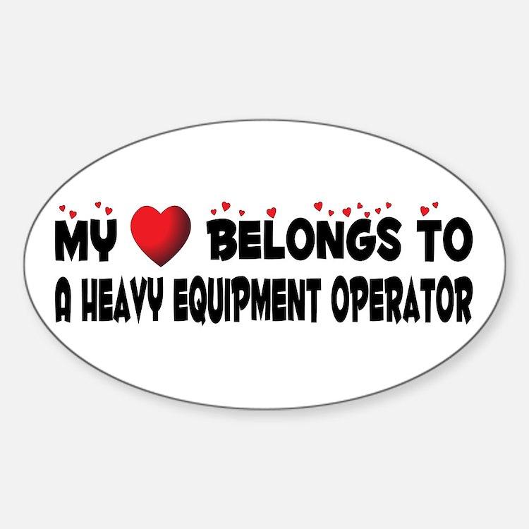 Heavy Equipment Decals : Heavy equipment bumper stickers car decals more