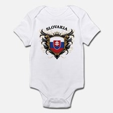 Slovakia Infant Bodysuit