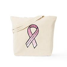 Water Spaniel RibbonA Tote Bag