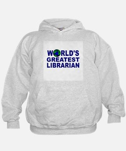 World's Greatest Librarian Hoodie