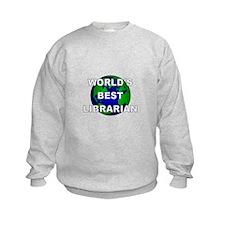 World's Best Librarian Sweatshirt