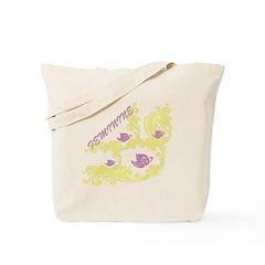 LA CHIC Tote Bag