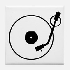 Turntable Tile Coaster