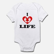 PRO-LIFE/RIGHT TO LIFE Infant Bodysuit