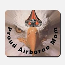Proud Airborne Mom Mousepad